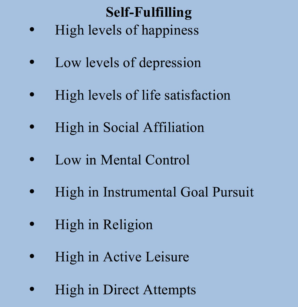 Positive emotion influences a depressive-to-happy state and increases life satisfaction