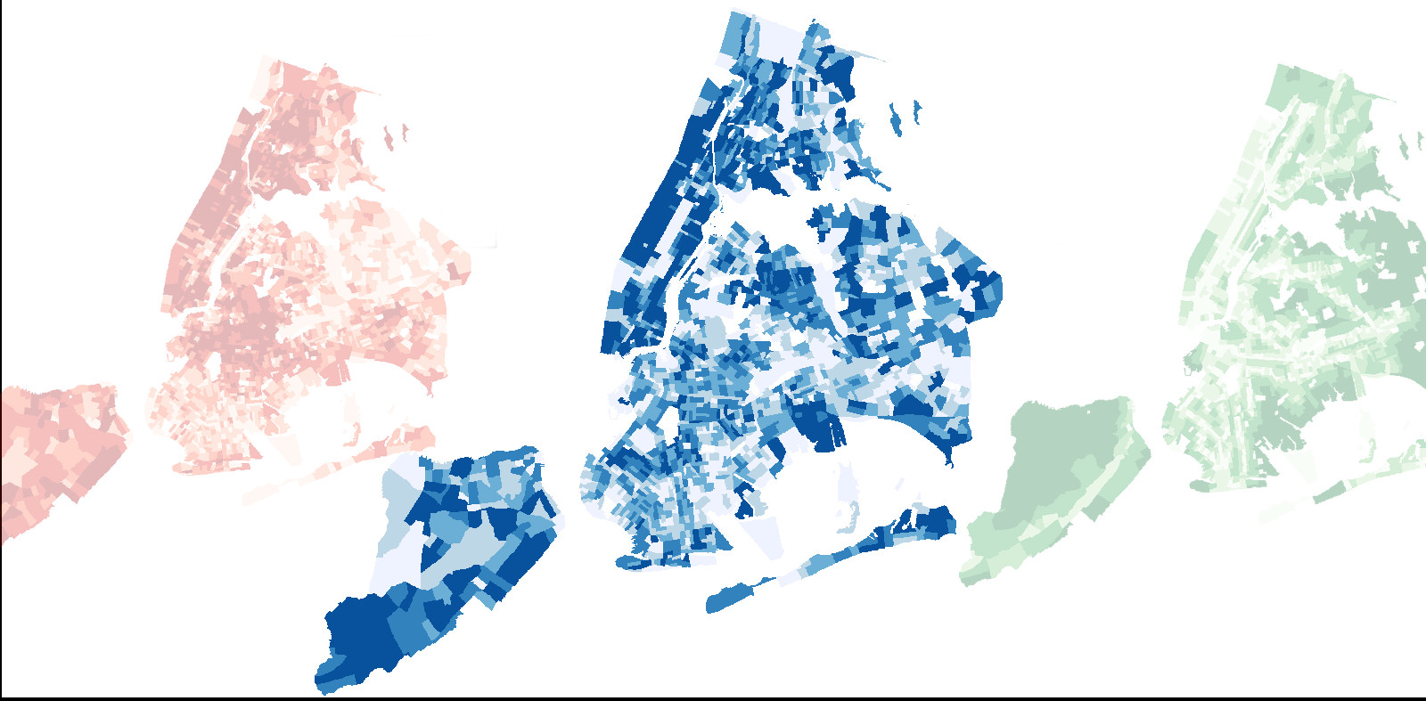 The sociodemographic, housing, & landscape characteristics associated with rat sightings in New York
