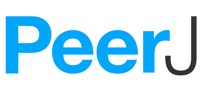 PeerJ Transparent Logo