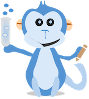 PeerJ Mascot - Charlie